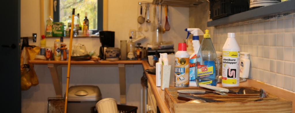 Kosten van een woningontruiming door Hart in Friesland